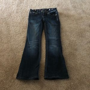 Girls' Miss Me Signature Jeans